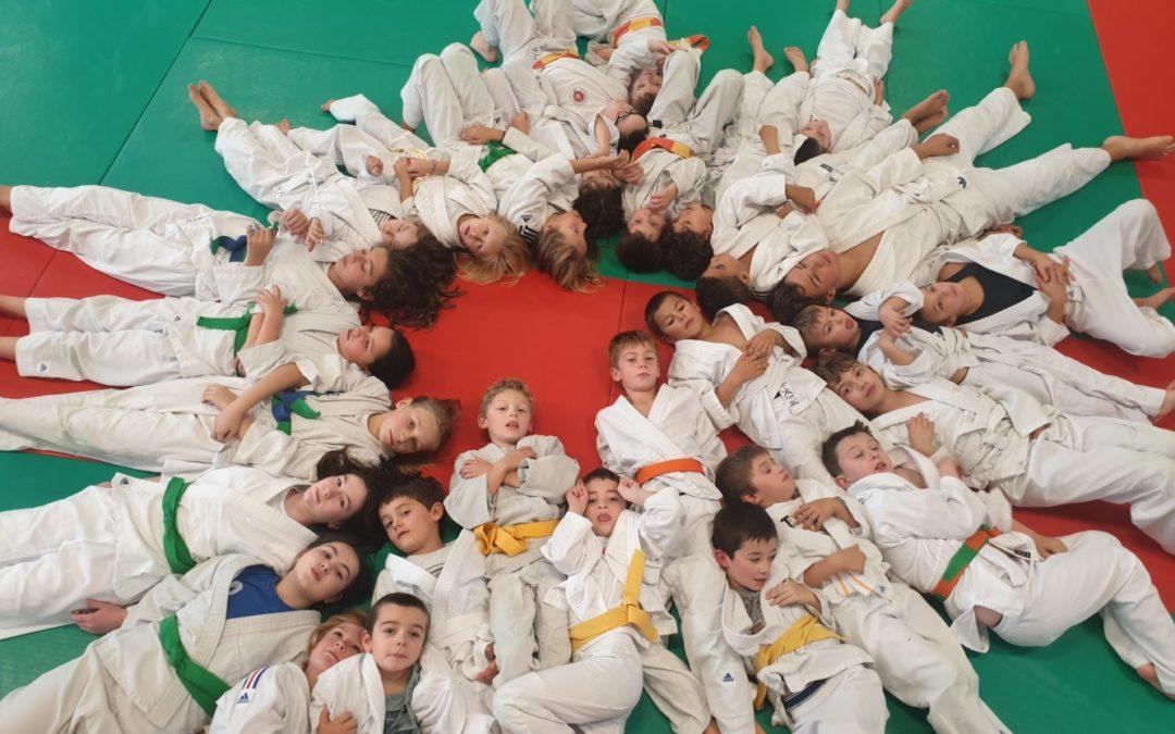 stage judo/sport co/piscine