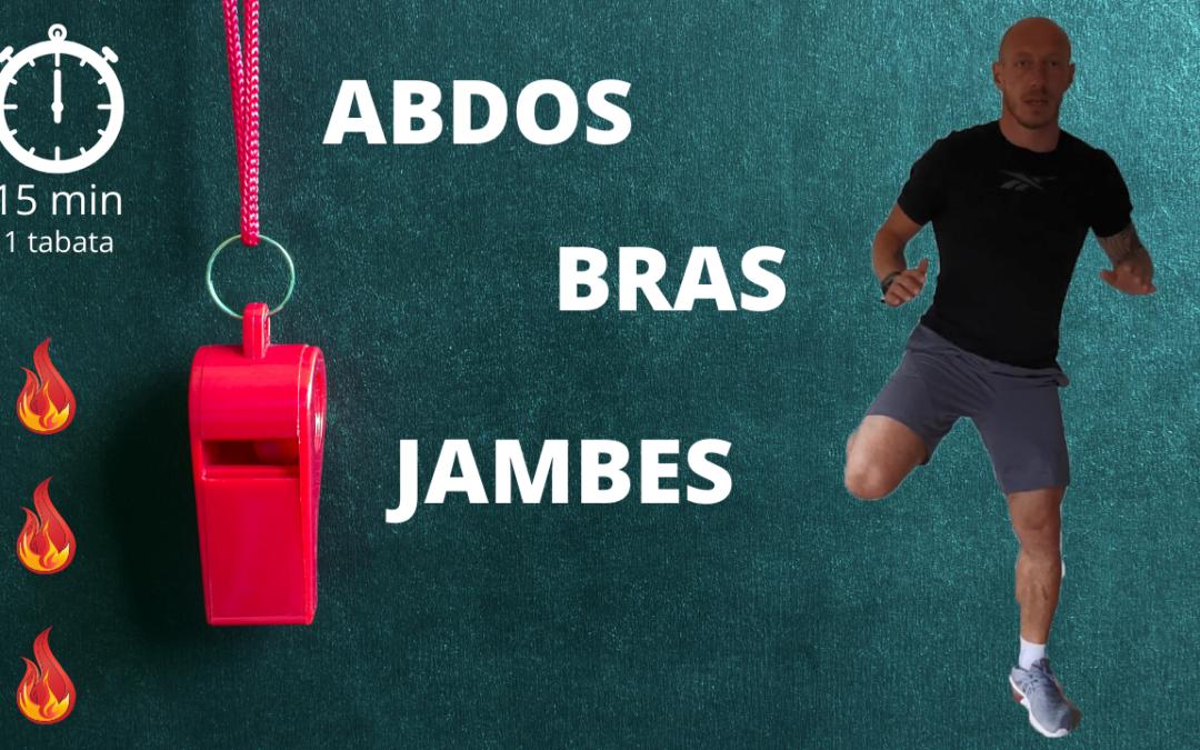 ABDOS / BRAS / JAMBES