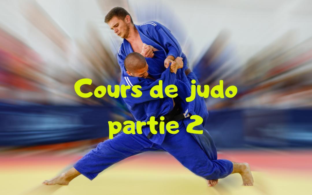JUDO ET CONFINEMENT 2