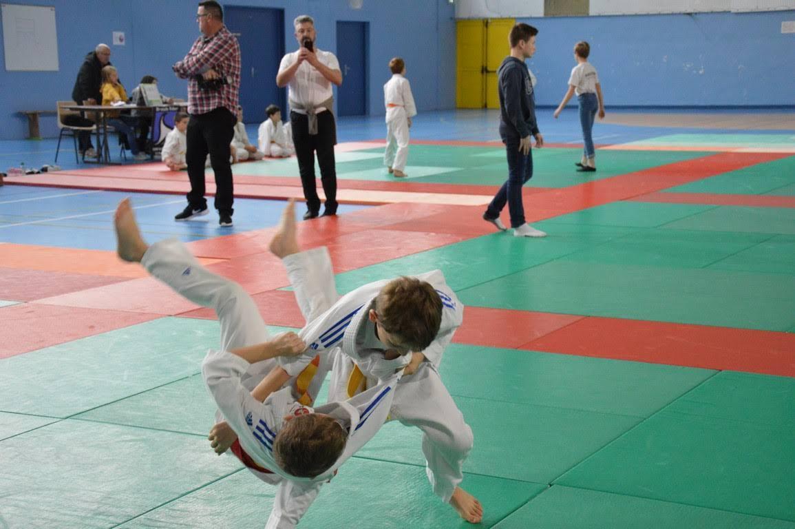 ecole judo - Judo enfant