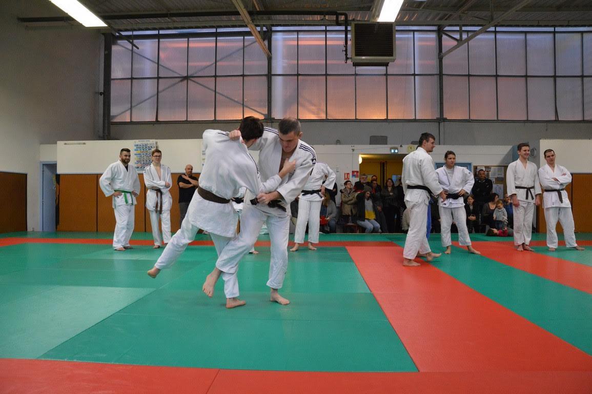 jujitsu bref - Jujitsu-ne waza