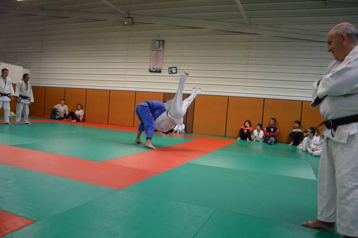 jujtsu cours - Jujitsu-ne waza