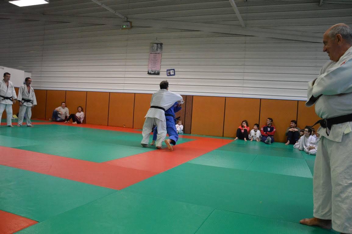 taiso renforcement musculaie cardio gym douce1 - Judo ado/adulte