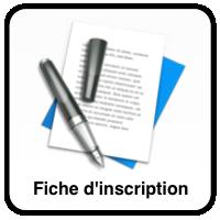 FICHE D'INSCRIPTION 2020/2021